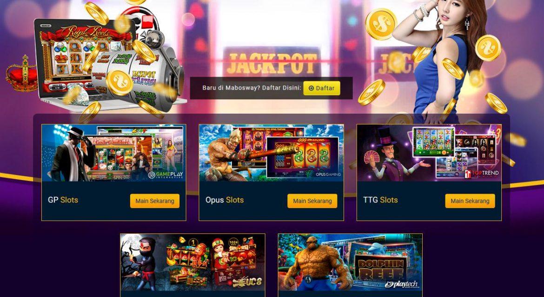 Layanan Judi Slot Online Terpercaya